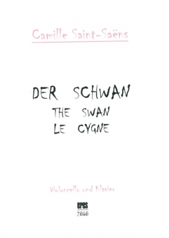 The Swan (violoncello and piano)
