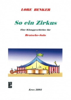 So ein Zirkus for (viola-solo)