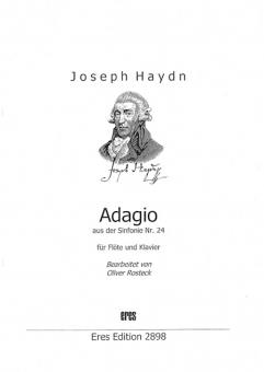 Adagio (Flöte und Klavier)