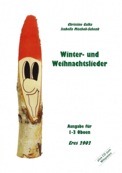 Winter- and Christmas-Songs  (1-3 oboe)