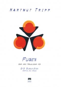 Fugues (soprano, alto and basso recorder)