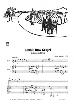 Double-Bass Gospel (Double-Bass-DOWNLOAD)
