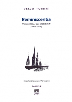 Reminiscentia (String-Orchestra and percussion)