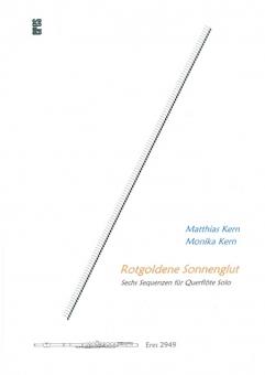 Rotgoldene Sonnenglut (flute)