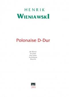 Polonaise D-Dur (Klavier)