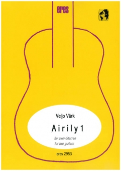 Airily (for two guitars) 111