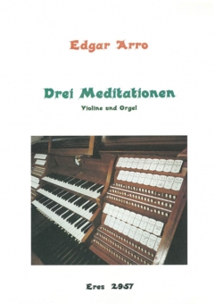 Three Meditations (violin and organ)