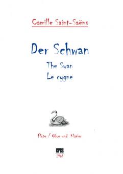 Der Schwan (Flöte / Oboe und Klavier) DOWNLOAD)
