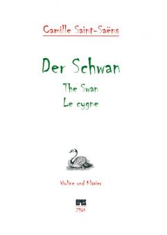 Der Schwan (Violine und Klavier) DOWNLOAD