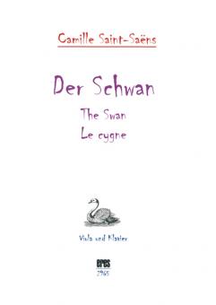 Der Schwan (Viola und Klavier) DOWNLOAD)