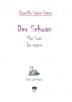 Der Schwan (Viola und Klavier)