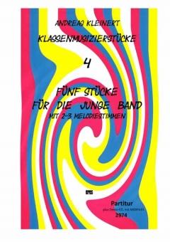 Fünf Stücke für die junge Band