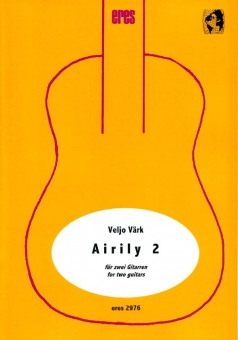 Airily 2 (for two guitars) 111