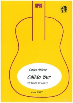 Cálido Sur (Drei Stücke für Gitarre)