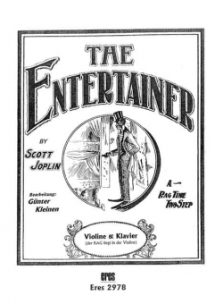 The Entertainer (Violine und Klavier)