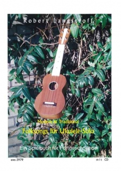 Modern & traditional folksongs for ukulele-solo