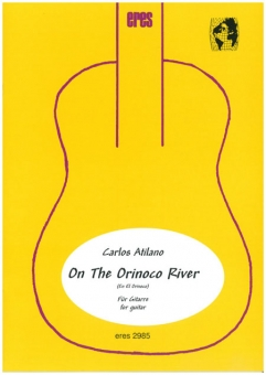 On The Orinoco River (guitar) 111