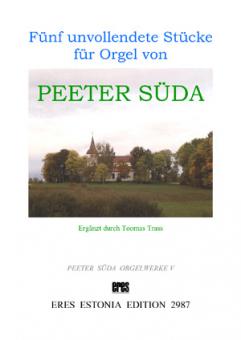 Fünf unvollendete Stücke für Orgel (Download)