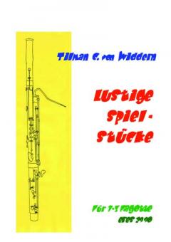 Lustige Spielstücke (3 Fagotte-Download)