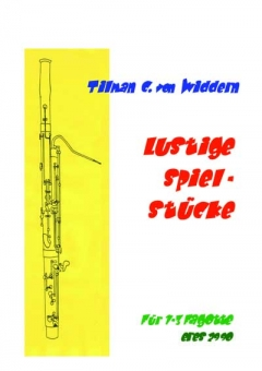 Funny pieces (bassoon) 111