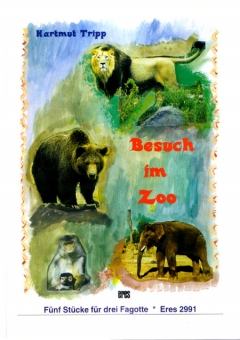 Besuch im Zoo (drei Fagotte-Download)