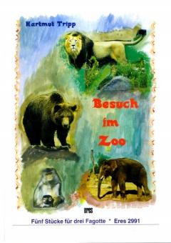 Besuch im Zoo (drei Fagotte)