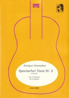 Spanischer Tanz Nr. 2 (zwei Gitarren-Download)
