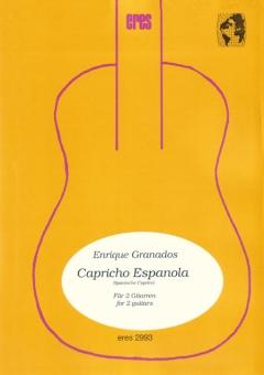 Capricho Espanola (zwei Gitarren)