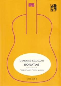 Sonatas (Two guitars)