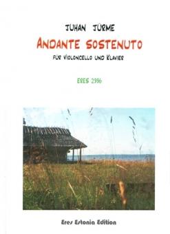 Andante Sostenuto (violoncello, piano)