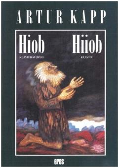 Hiob, Oratorium (Klavierauszug)