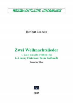Zwei Weihnachtslieder (gemischter Chor)