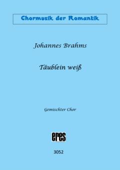 Täublein weiß (gemischter Chor)