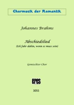 Abschiedslied (gemischter Chor)