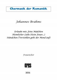 Vier Volksliedbearbeitungen (Frauenchor)