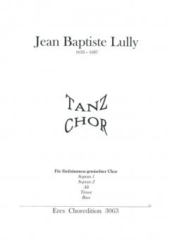 Tanz-Chor (gemischter Chor)