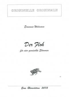 Der Floh (gemischter Chor)