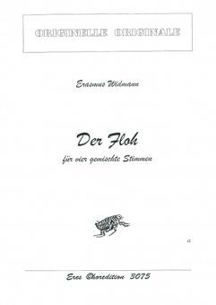 Der Floh (gem.Chor)