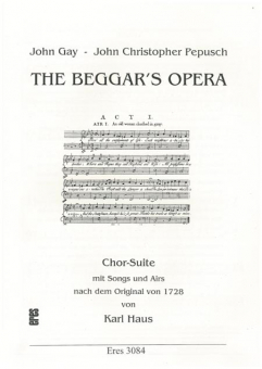 The Beggars Opera (gem.Chor)