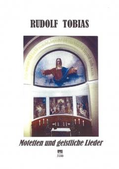 Motetten und geistliche Lieder (gemischter Chor)