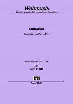 Contando (gemischter Chor)