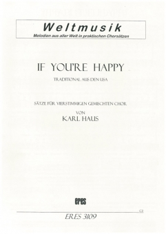 If You're Happy (gemischter Chor)