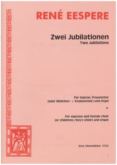 Two Jubilees (Choirpart-women´s choir)