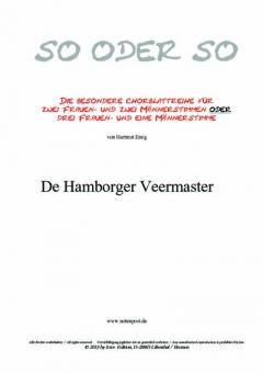 De Hamborger Veermaster (gemischter Chor)