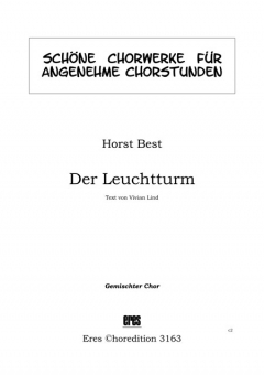 Der Leuchturm (gemischter Chor)