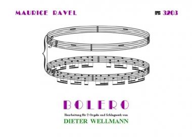 BOLERO (2 Orgeln, Schlagwerk)
