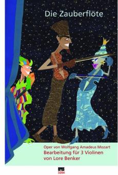 The Magic Flute (3 volins-download)