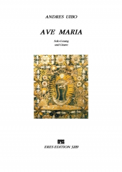 Ave Maria (vocal and guitar)