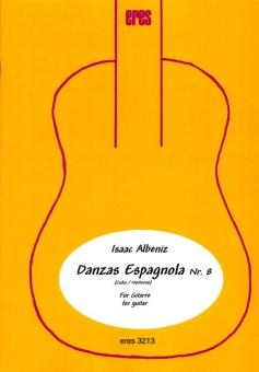 Danzas Espagnola Nr. 8 (zwei Gitarren)