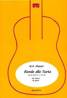 Rondo alla Turka (zwei Gitarren)